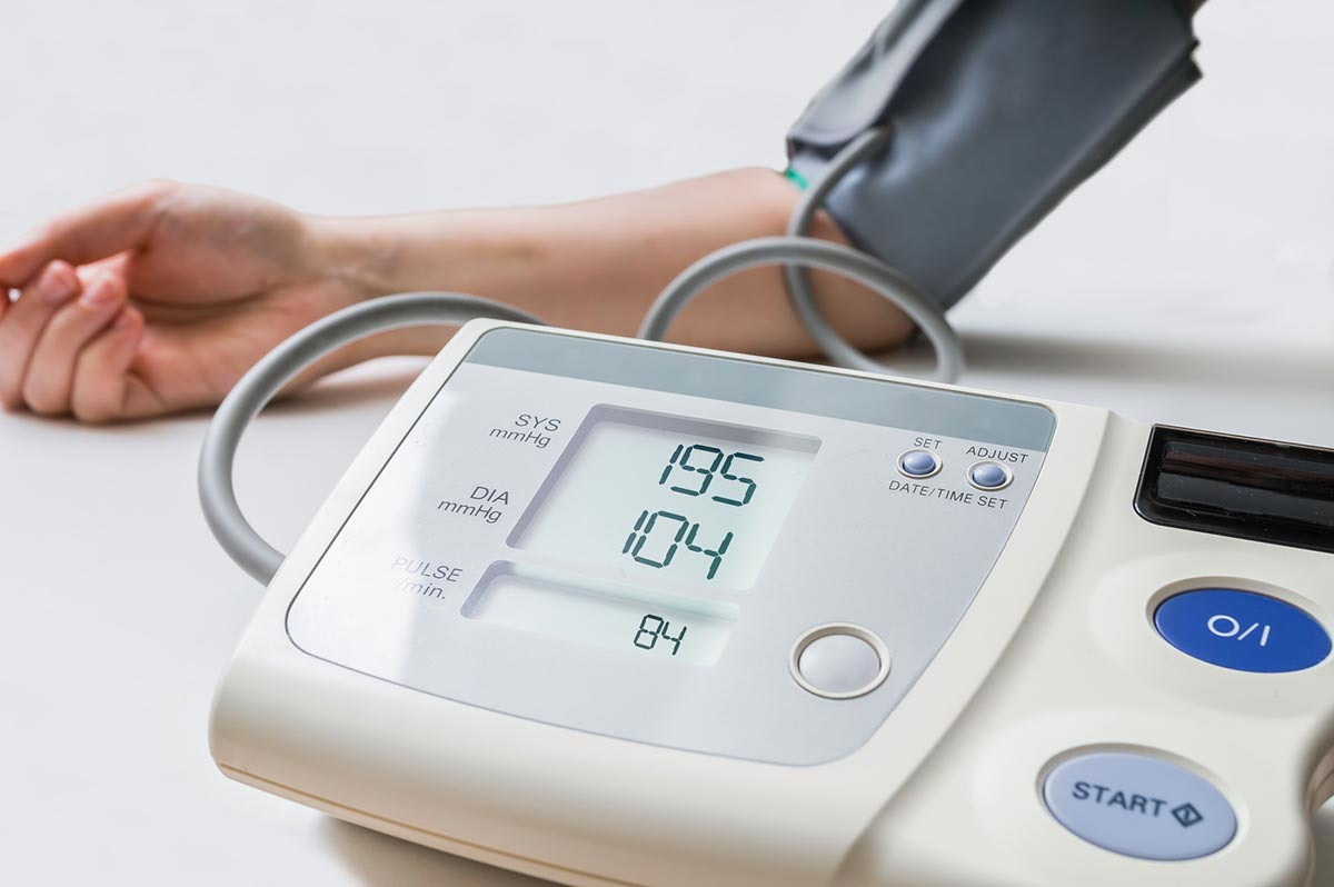 Hypertension mesure et matériel