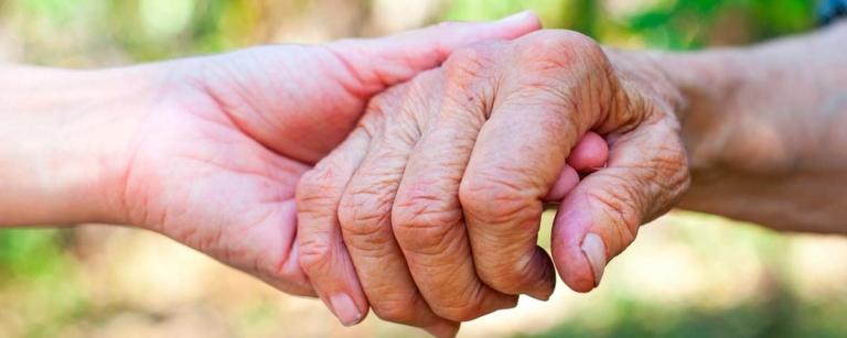 Arthrite personne agée