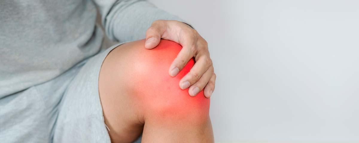 Inflammation du genou